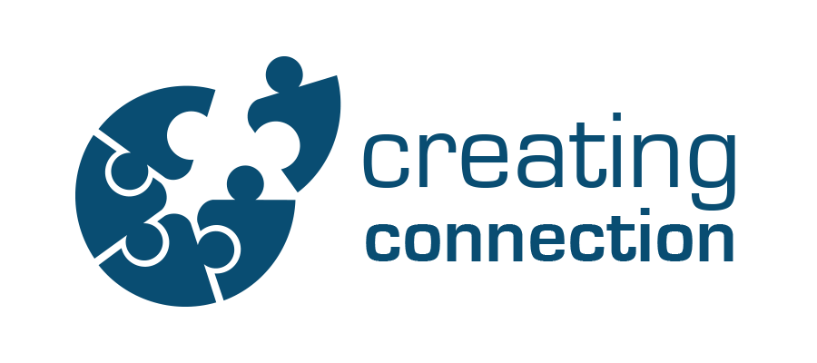 Logo: Creating Connections