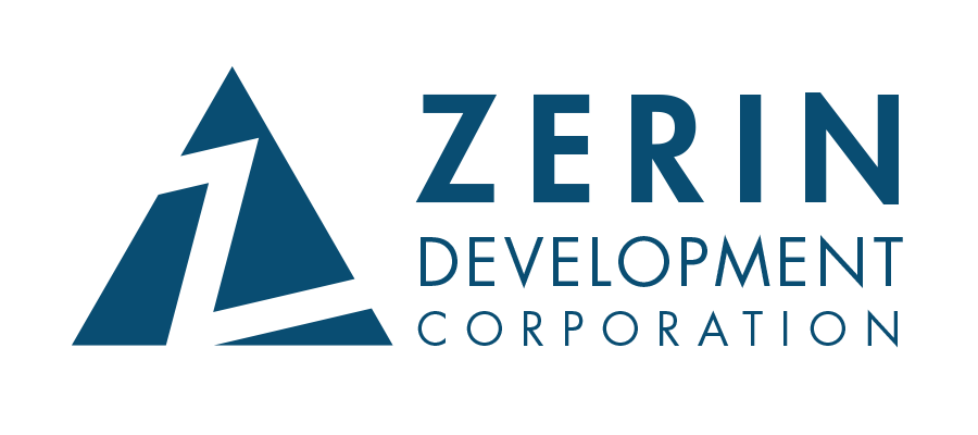 Logo: Zerin Development Corporation